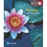 Biology: A Global Approach plus MasteringBiology with Pearson eText, Global Edition (Övrigt format, 2017)