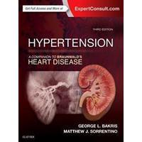 Hypertension: A Companion to Braunwald's Heart Disease (Inbunden, 2017)