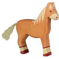 Goki Horse Standing 80033