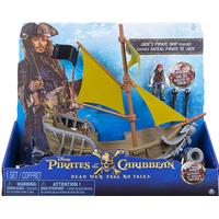 Spin Master Dead Men Tell No Tales Jack's Pirate Ship Playset