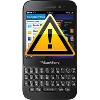 Blackberry Q5 SIM-kort Læser Reparation