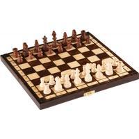 Kidek Klassiskt schack i trä