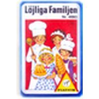 Piatnik Löjliga Familjen (Swe) (Svenska)