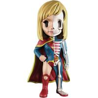 Mighty Jaxx XXRAY DC Comics Supergirl