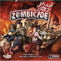 Cool Mini Or Not Zombicide (Engelska)