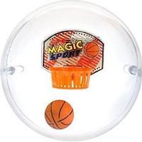 Teknikproffset Rock Ball, Magic Sport - Handhållet basketspel med ljud och belysning
