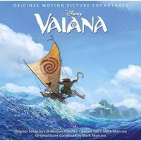 Disney Vaiana Soundtrack - Disney - Vaiana - CD