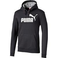Puma - ESS No.1 Logo Hoody - Black