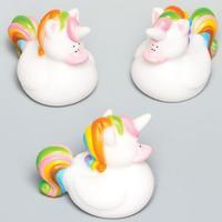 Baker Ross Rainbow Unicorn Ducks (Pack of 20)