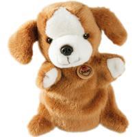 Bauer Hand Puppet Dog