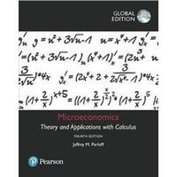 Microeconomics: Theory and Applications with Calculus, Global Edition (Häftad, 2017)