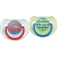 Philips Avent Freeflow Pacifiers 6-18m 2-pack