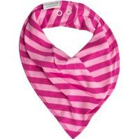 Nova Star Pink Striped Dry Bib