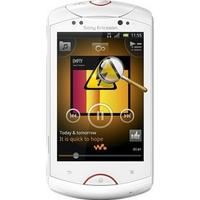 Sony Ericsson Live with Walkman Diagnose