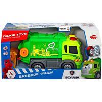 Dickie Happy Scania Garbage Truck