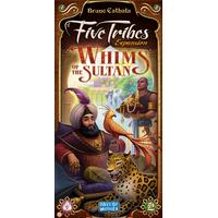 Days of Wonder Five Tribes: Whims of the Sultan