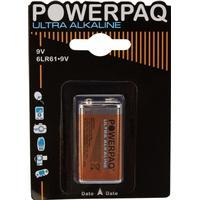 Diverse Batterier Ultra Alkaline 9V