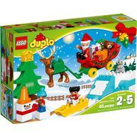 Lego Duplo Santa's Winter Holiday 10837