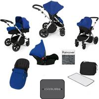 Ickle Bubba Stomp V3 All In One (Duo) (Travel system)
