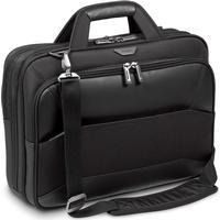 "Targus Mobile VIP Large Topload Laptop Case 15.6"" - Black (TBT916EU)"