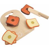 MaMaMeMo Skærebræt med Brød