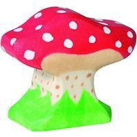 Holztiger Toadstool Small 80353
