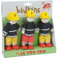 Le Toy Van Firefighter Triple Pack