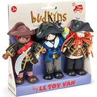Le Toy Van Buccaneers Triple Pack