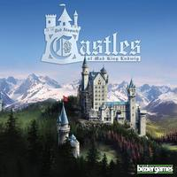 Bezier Games Castles Of Mad King Ludwig (Engelska)