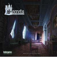 Bezier Games Castles of Mad King Ludwig: Secrets (Engelska)