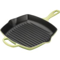 Le Creuset Palm Signature Cast Iron Square Grill-Pfanne