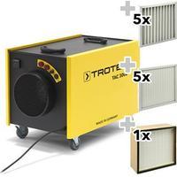 TROTEC Luftrenare TAC 3000 Filterset mot damm