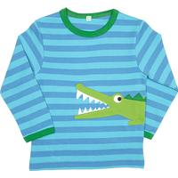 Toby Tiger Crocodile T-Shirt
