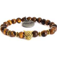 Dmode Leopard Head Armband