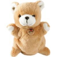 Bauer Hand Puppet Bear Gold