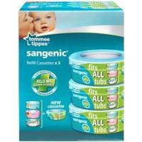 Tommee Tippee Sangenic Refill 3-pack