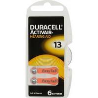 Duracell Activair 13 6-pack