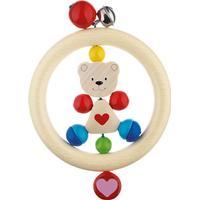 Goki Touch Ring Heart Bear 763800