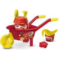 Mondo Cars Wheelbarrow Set