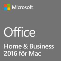 Microsoft Office Home and Business 2016 Mac (Download)