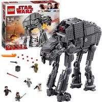 Lego Star Wars First Order Heavy Assault Walker 75189