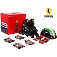 Ferrari rulleskøjter Combo 33-36 - sort