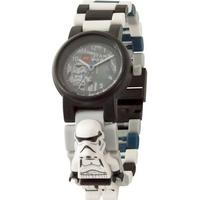 LEGO Watches LEGO - Kids Link Watch (2017) - Star Wars - Stormtrooper with Mini Figure (8021025)