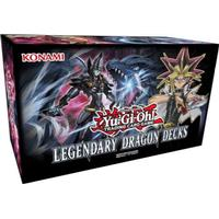 Konami Yu-Gi-Oh! Legendary Dragon Decks
