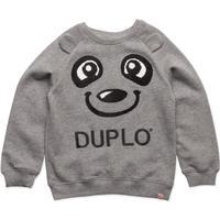 Lego Wear Sofus 701 Sweatshirt Duplo - Grey Melange