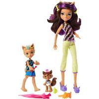 Mattel Monster High Monster Family Dolls 2 Pack