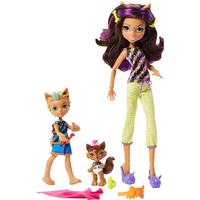 Mattel Monster High Monster Family Dolls 2 pack
