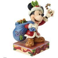 Mickey Mouse Figur - Spreder Jule Glæde
