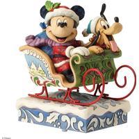 Mickey og Pluto Figur - I Kane