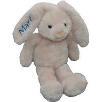 Bamse med navn - Teddy Mink (lille)